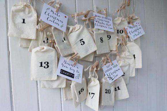 Activity Based Advent Calendar