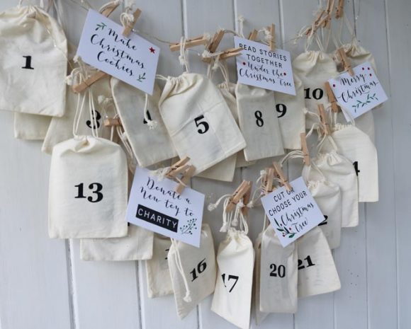Activity Based Advent Calendar