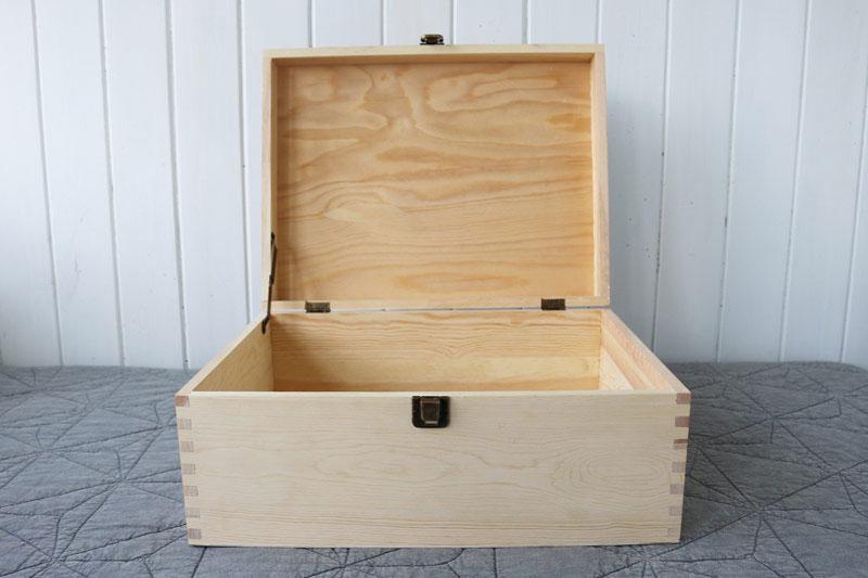 Seconds Keepsake Boxes