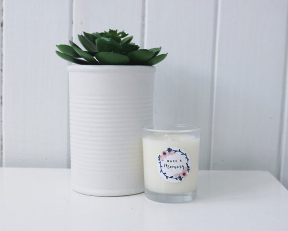 Make a Memory - Baby Candle