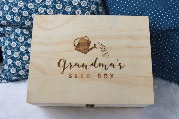 Personalised Seed Box