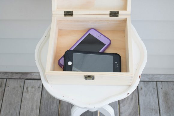 Device Storage Box