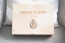 NZ Services Keepsake Box
